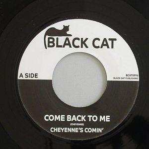 CHEYENNE'S COMIN/HANSON - Come Back To Me