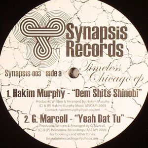 MURPHY, Hakim/G MARCELL/AVONDALE MUSIC SOCIETY/MAUSER - Timeless Chicago EP