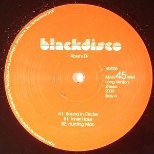 BLACK DISCO - Abel's EP