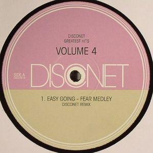 EASY GOING/DEVO/GIORGIO MORODER - Disconet Greatest Hits Volume 4