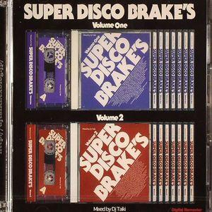 DJ TAIKI/VARIOUS - Super Disco Breaks Volume 1 & 2