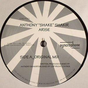 SHAKIR, Anthony 'Shake' - Arise