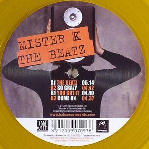 MISTER K - The Beatz