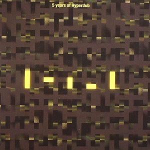 VARIOUS - 5 Years Of Hyperdub