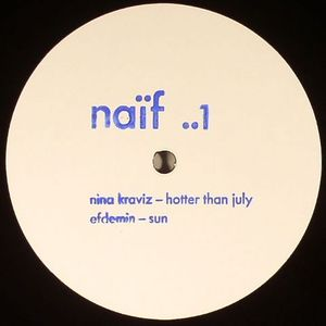 KRAVIZ, Nina/EFDEMIN - Hotter Than July
