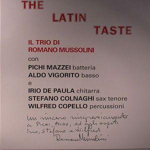 IL TRIO DI ROMANO MUSSOLINI - The Latin Taste