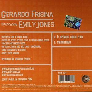 FRISINA, Gerardo/EMILY JONES - Introducing Emily Jones