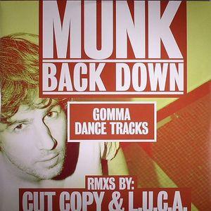 MUNK - Back Down