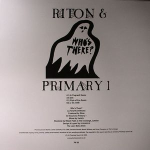 RITON/PRIMARY 1 - Who's There?