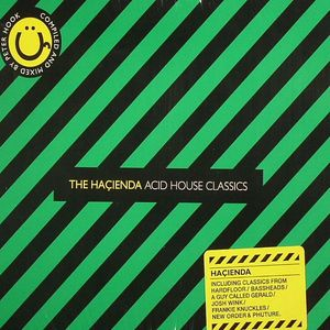 HOOK, Peter/VARIOUS - Hacienda Acid House Classics