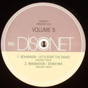 DISCONET - Disconet Greatest Hits Volume 5