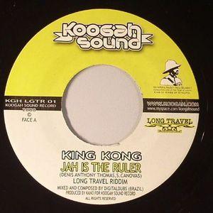 KING KONG/DADA YUTE - Jah Is The Ruler (Long Travel Riddim)
