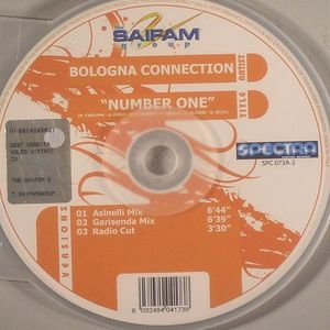 BOLOGNA CONNECTION - Number One