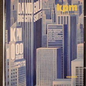 GOLD, David/BIG CITY SUITE/VARIOUS - Big City Suite & KPM 1000 Series Compilation 1972-78 featuring Alan Hawkshaw,Brian Bennett,John Scott,John Cameron,Keith Mansfield And Others