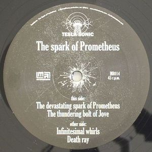 TESLASONIC - The Spark Of Prometheus