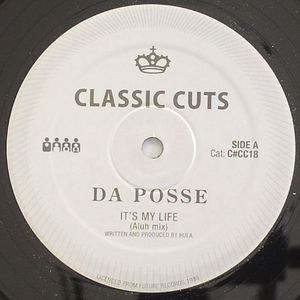 DA POSSE - It's My Life (Aluh mix)