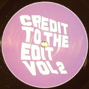 WILSON, Greg/ROXY MUSIC/ESCORT/A GUY CALLED GERALD - Credit To The Edit Vol 2: Vinyl 1