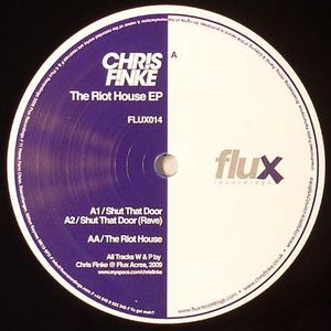 FINKE, Chris - The Riot House EP