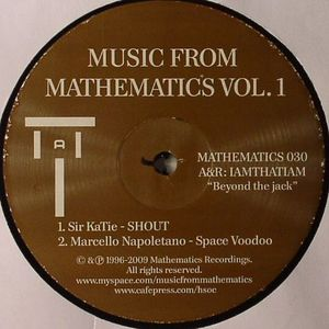 SIR KATIE/MARCELLO NAPOLETANO/OLFRYGHT/IBM presents VIOLENCE FM - Music From Mathematics Vol 1