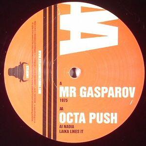 MR GASPAROV/OCTA PUSH - 1975