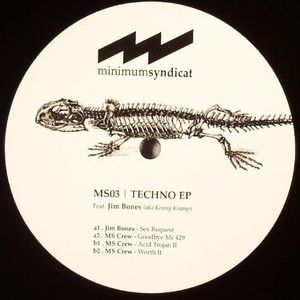 BONES, Jim/MS CREW - Techno EP