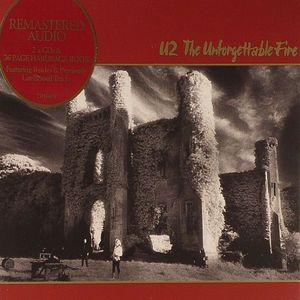 U2 - The Unforgettable Fire (remastered) 25th Anniversary