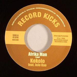 KOKOLO feat JOJO KUO - Afrika Man