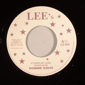 DAVIS, Ronnie/KING TUBBY - Power Of Love (You Are My Angel Riddim)