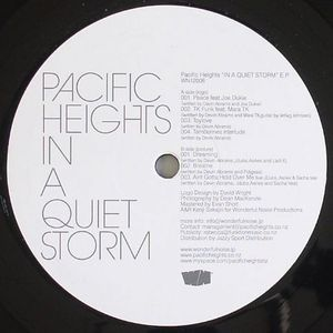 PACIFIC HEIGHTS - In A Quiet Storm EP