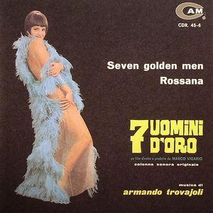 TROVAJOLI, Armando - Seven Golden Men