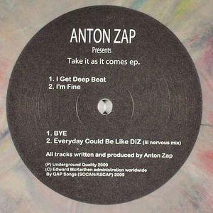 ZAP, Anton - Take It As It Comes EP
