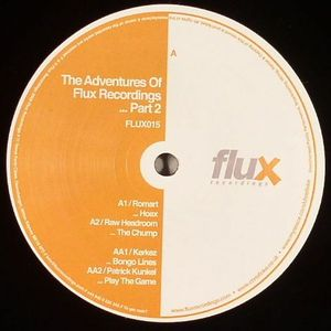 ROMART/RAW HEADROOM/KERKEZ/PATRICK KUNKEL - The Adventures Of Flux Recordings Part 2