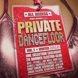 VARIOUS - Serial Records Presente Private Dancefloor Vol 1 Winter 2010