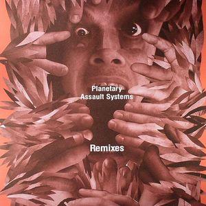 PLANETARY ASSAULT SYSTEMS - Remixes