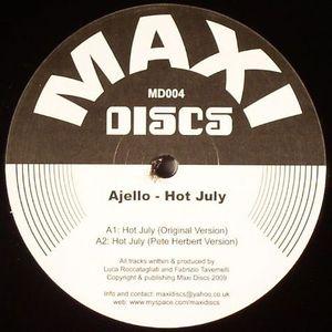 AJELLO - Hot July
