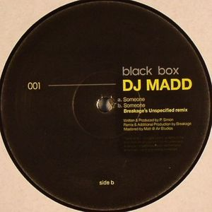 DJ MADD - Someone