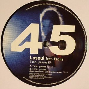 LOSOUL feat FADILA - Time Passes EP