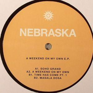 NEBRASKA - A Weekend On My Own EP