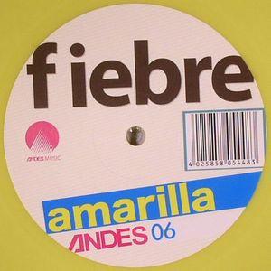 ALLENDES, Francisco - Fiebre Amarilla