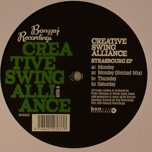 CREATIVE SWING ALLIANCE - Strasbourg EP