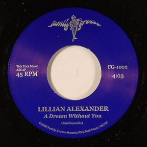 ALEXANDER, Lillian - A Dream Without You