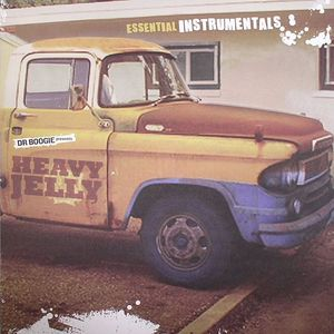 DR BOOGIE/VARIOUS - Dr Boogie Presents Heavy Jelly: Essential Instrumentals
