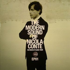 CONTE, Nicola/MARK MURPHY/THUNDERBALL - The Modern Sound Of Nicola Conte: Versions In Jazz Dub EP 1