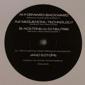 JANO ISOTOPE - Forward Backward