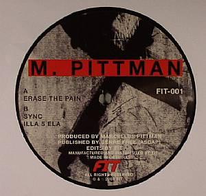 PITTMAN, Marcellus - Erase The Pain