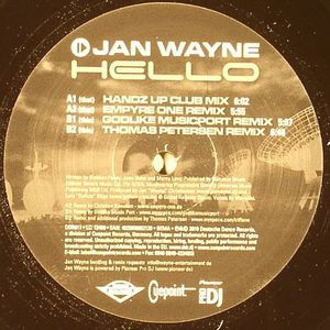 WAYNE, Jan - Hello