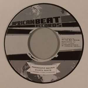 PREZIDENT BROWN/CHARLY B - Rasta Rock (Bubbler Riddim)