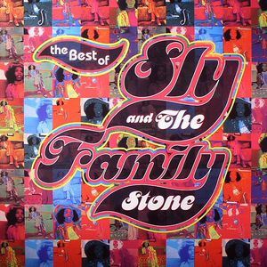 SLY & THE FAMILY STONE - The Best Of Sly & The Family Stone
