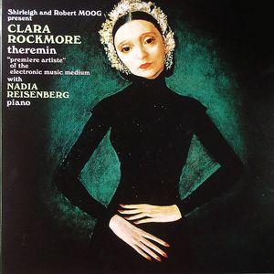 MOOG, Shirleigh & Robert present CLARA ROCKMORE - Theremin