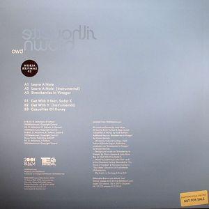 SILHOUETTE BROWN aka KAIDI TATHAM/DEGO - Two Album Sampler EP